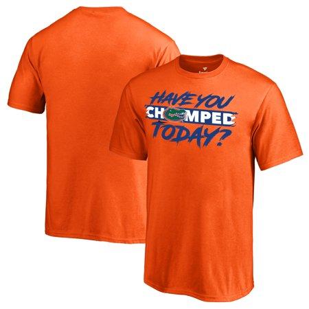 Florida Gators Fanatics Branded Youth Chomp Today T-Shirt - Orange](Gator Chomp)