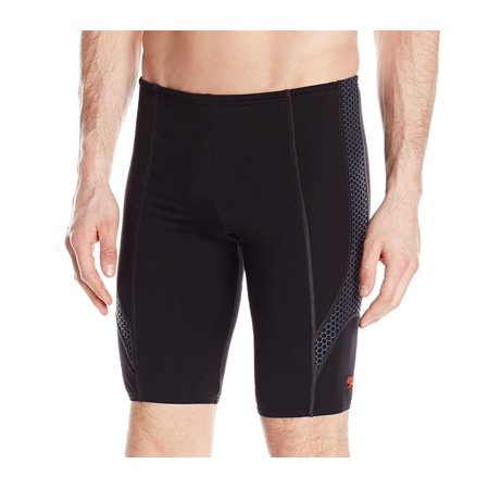 12e621555d NEW Black Mens Size Large L Endurance Compression Swim Trunks - Walmart.com