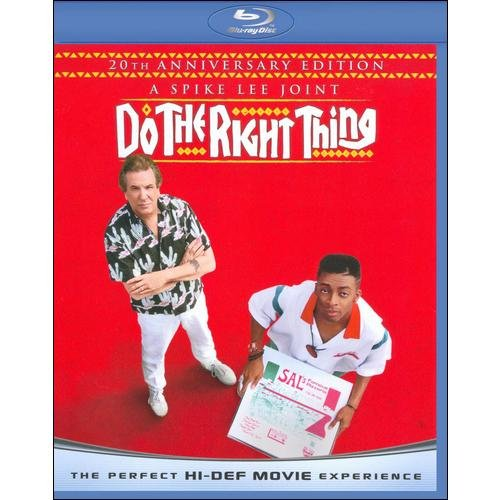 Do The Right Thing  (20th Anniversary Edition) (Blu-ray) (With BD-Live) (Widescreen)