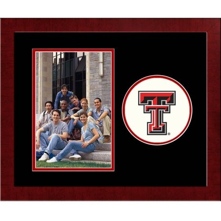 Texas Tech Red Raiders Spirit Photo Frame (Vertical) ()
