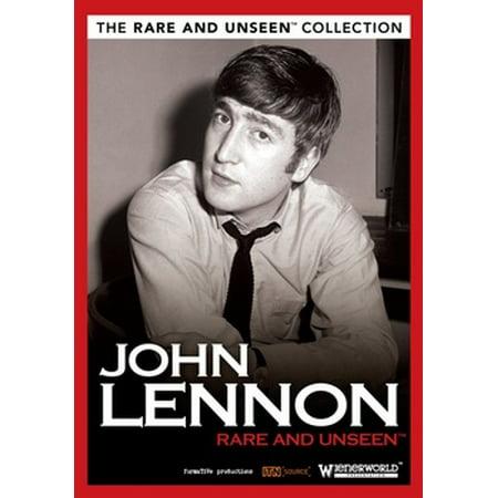 John Lennon: Rare & Unseen -