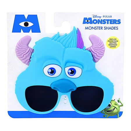 Mike Sullivan Halloween Costume (Party Costumes - Sun-Staches - Disney - Monsters Inc Sullivan New)