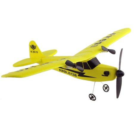 Tuscom Remote Control RC Helicopter Plane Glider Airplane EPP foam 2CH 2.4G -