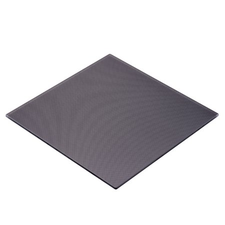 Aibecy Carbon Silicon Crystal Glass Print Bed Platform Build Surface 235*235mm for Ender 3 Printer Hotbed - image 2 of 7