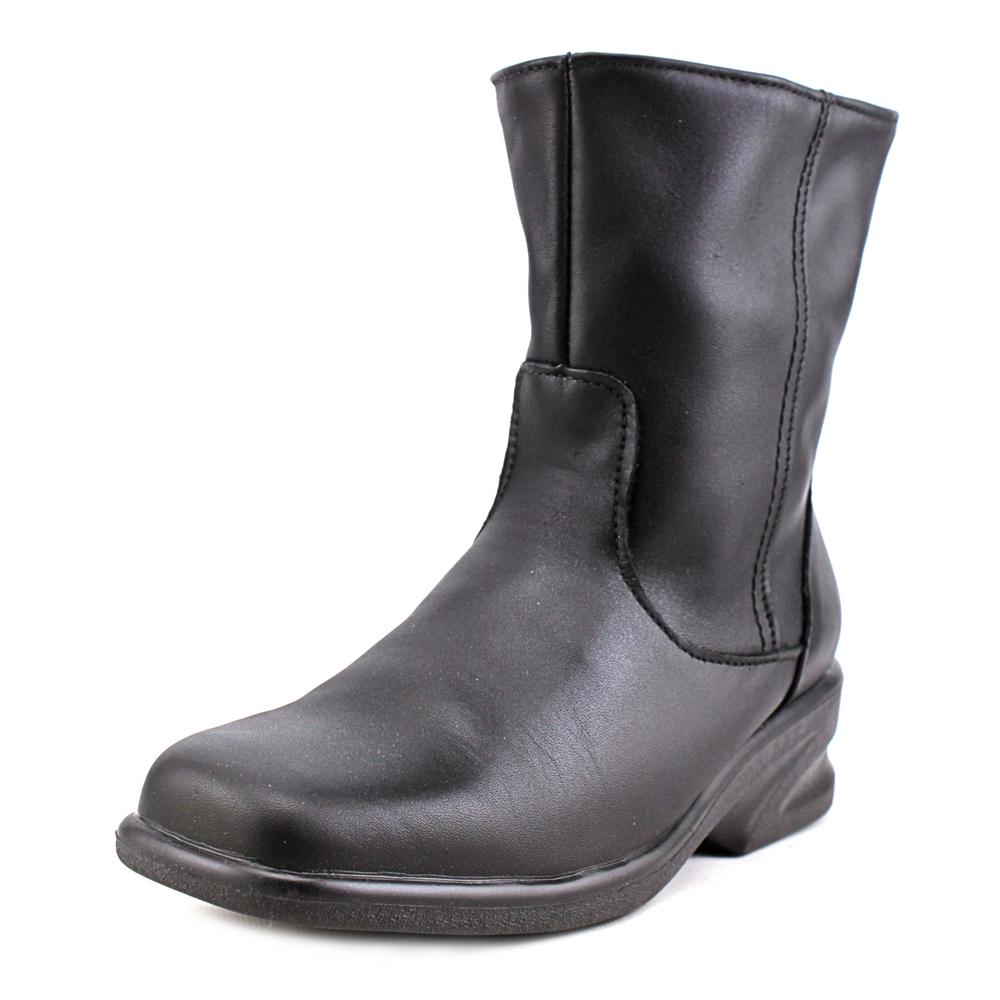 Toe Warmers Katie Women N/S Round Toe Leather  Winter Boot