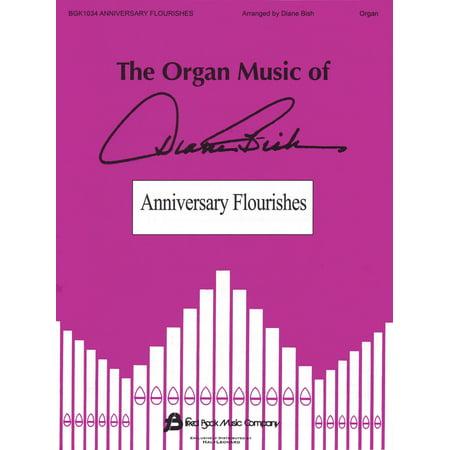 Fred Bock Music Anniversary Flourishes (The Organ Music of Diane Bish (Diane Bish Organ)
