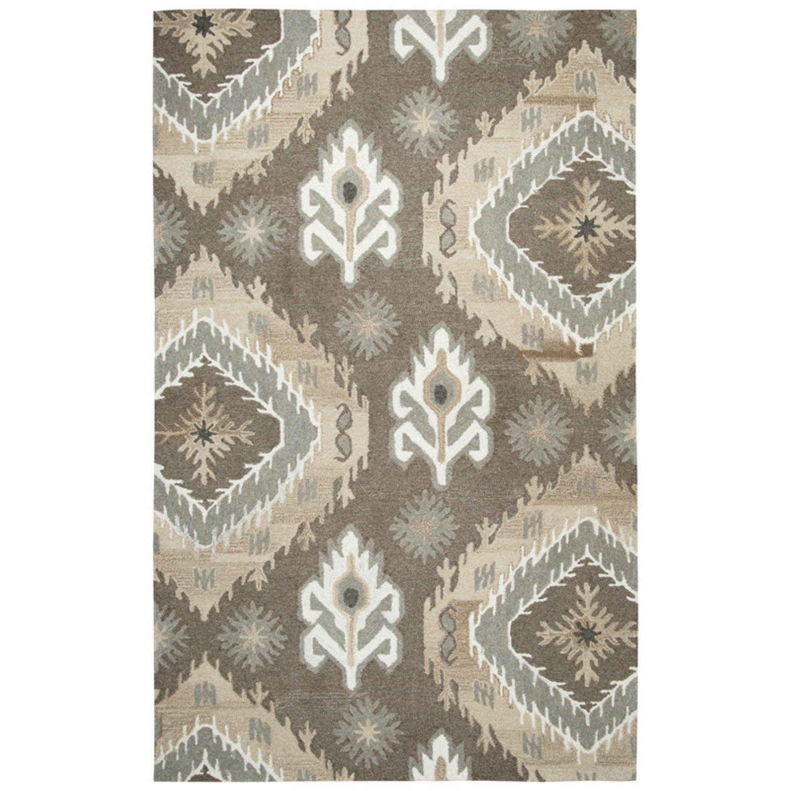 RIZZY HOME SUFFOLK COLLECTIONS SK366A 9' x 12' AREA RUGS