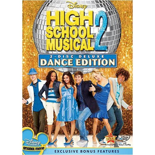 High School Musical 2: 2-Disc Deluxe Dance Edition (Full Frame)