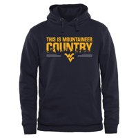 West Virginia Mountaineers Our House Pullover Hoodie - Navy