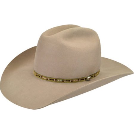 4cbaa330 Bailey Western - Men's Bailey Western Bridger Cowboy Hat - Walmart.com