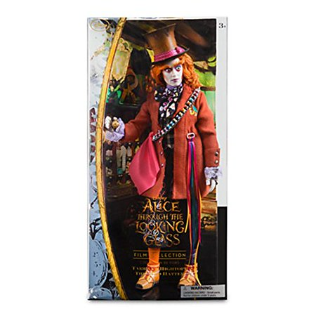 Mad Hatter Disney Film Collection Doll - Alice Through the Looking Glass - 13 1/2'' - Monster High Mad Hatter