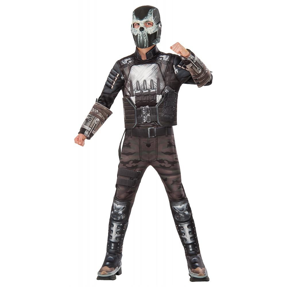Deluxe Crossbones Child Costume - Large
