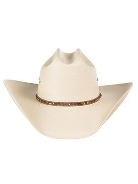 Product Image Resistol Mens Kingman Natural 4 1 4 Brim Straw Hat 97b1a8c1a519