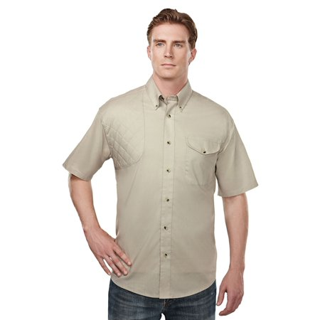 - Tri-Mountain Men's Button Down Collar Woven Shooting Shirt