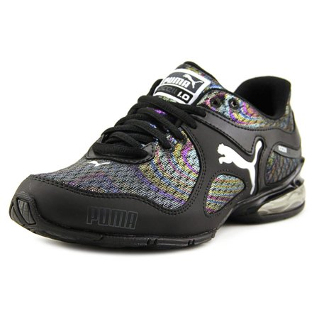 2d6e72c4034c7 Puma Cell Riaze Prism Women Round Toe Synthetic Black Sneakers