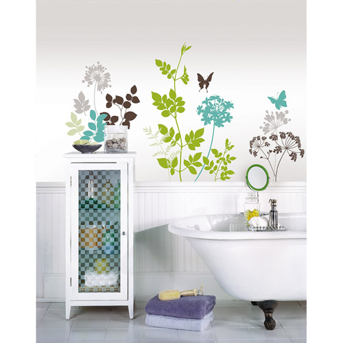 WallPops Habitat Wall Art Kit