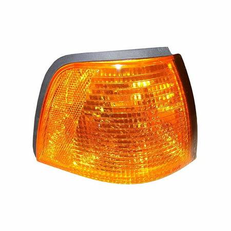 NEW PASSENGER SIDE TURN SIGNAL LIGHT FITS BMW 328I 1996 1997 1998 63138353280