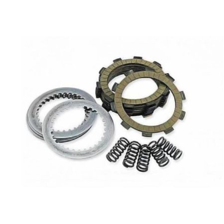 Cr500 Clutch (Outlaw Racing ORC75 Clutch Kit For Honda CR250 R CR500)