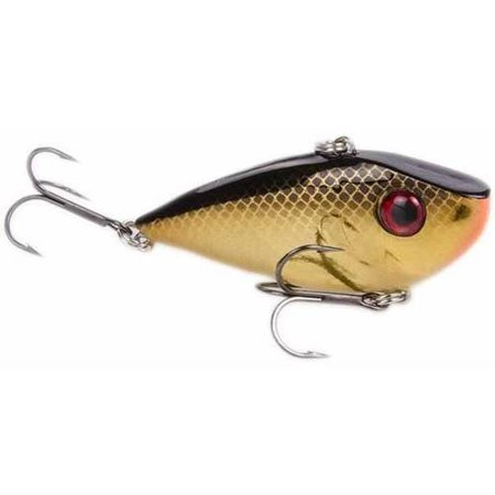 Strike King Red Eyed Shad 1/4 oz, Lipless