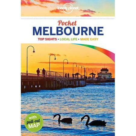 Lonely Planet Pocket Melbourne - (Fit Melbourne Map)