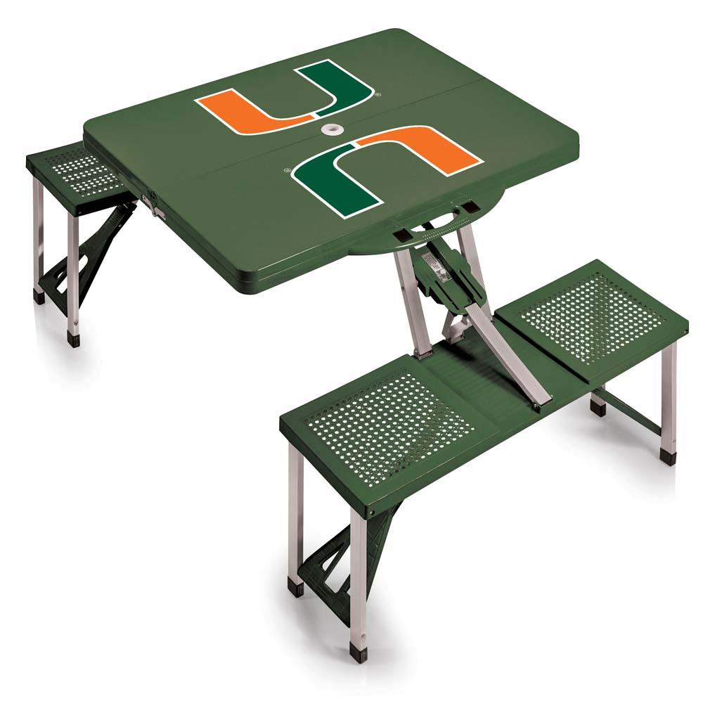 Miami Picnic Table (Green)