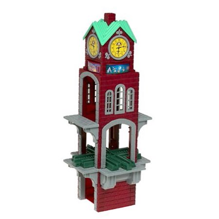 Fisher-Price GeoTrax Rail & Road System - High Chimes Clock Tower