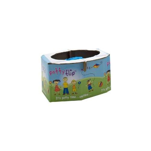 Misc.  Travel-Apparel-Bedding-Health-Grooming PF-1 Biodegradable Disposable Potty For Kids