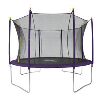 Goliath Mammoth 12-Foot Trampoline, with Enclosure
