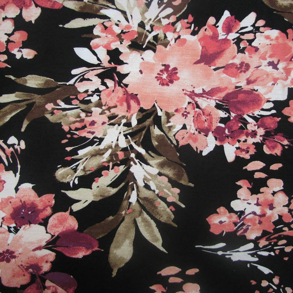 Costume Fabric Christmas Printed Spandex Fabric Multi Colorblack DIY Fabric Sold By The Yard 4 Way Stretch Sewing Materials