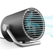 Fordawn USB Table Fan, Portable Personal Mini Desk Fan, PC/Laptop Cooling Fan for Home, Office, Travel