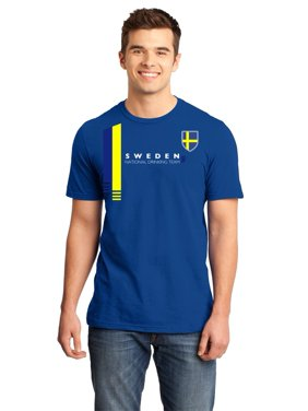 25aade800 Product Image Sweden National Drinking Team - Swedish Soccer Football Fan  Unisex T-shirt