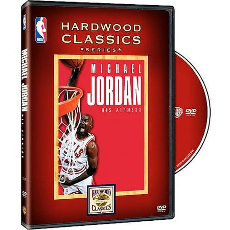 Michael Jordan - His Airness (NBA Hardwood