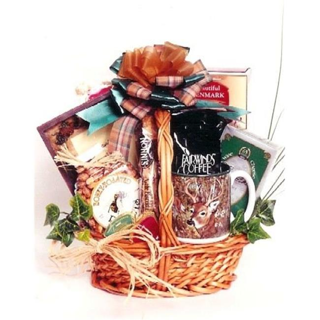 Gift Basket Village GoHu-Med Medium Gone Hunting - Hunting Gift Basket