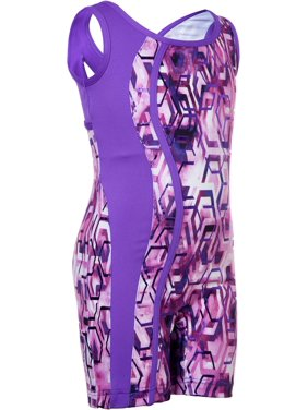 Future Star by Capezio Girls Dance & Gymnastics Unitard with Side Inset and Strapping (Little Girls & Big Girls)