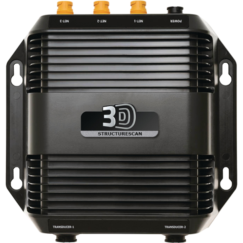 Lowrance 000-12395-001 StructureScan 3D Transducer & Module