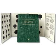 Littleton Coin LCF27 Twentieth Century US Type Coin Folder- Case of 50