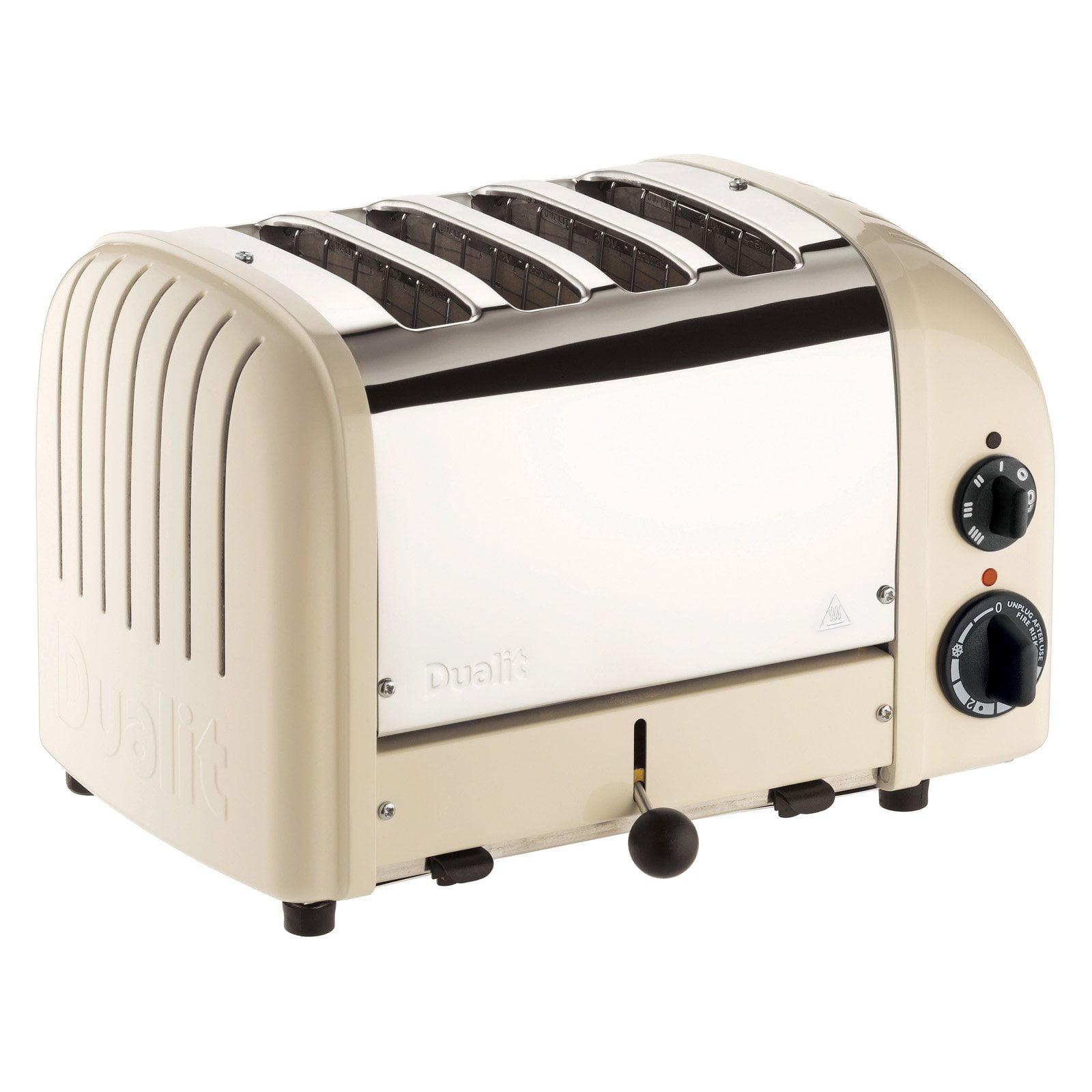 Dualit 47152 4 Slice NewGen Toaster - Utility Cream