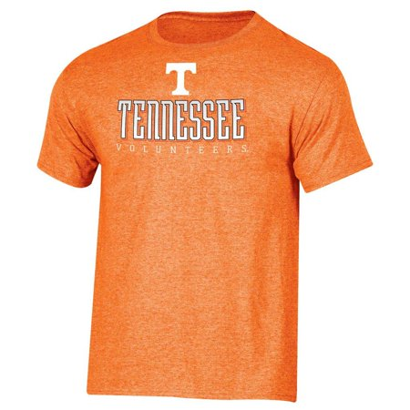 Tennessee Volunteers Forest Face (Men's Russell Tennessee Orange Tennessee Volunteers Basic Logo Crew Neck T-Shirt)