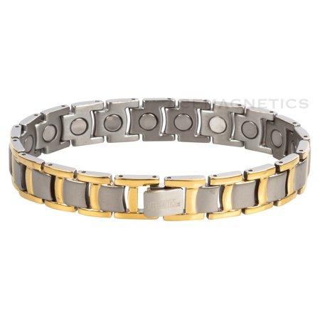 "Onsale Today!! Our Newest Titanium Magnetic Bracelet 65AT Style ""Coloma"""
