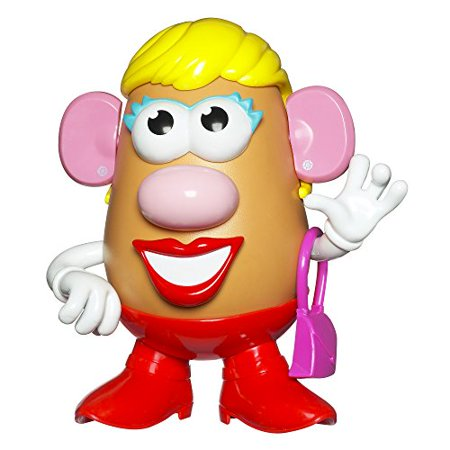 Playskool Friends Mrs. Potato Head Classic (Mr Potato Head Large)