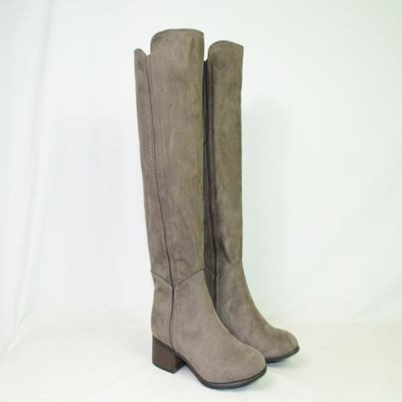 Evie Women's Tall Suede Fashion Boots