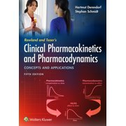 Rowland and Tozer's Clinical Pharmacokinetics and Pharmacodynamics: Concepts and Applications (Edition 5) (Paperback)