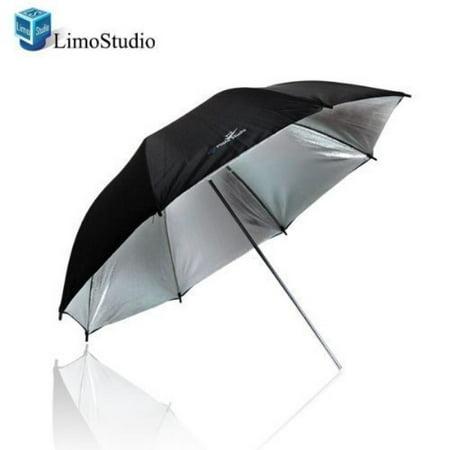 33 Inch White Umbrella Reflector - LimoStudio 33