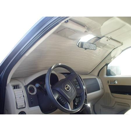 - The Original Auto Sunshade, Custom-Fit for Ford Escape SUV 2008, 2009, 2010, 2011, 2012, Silver Series
