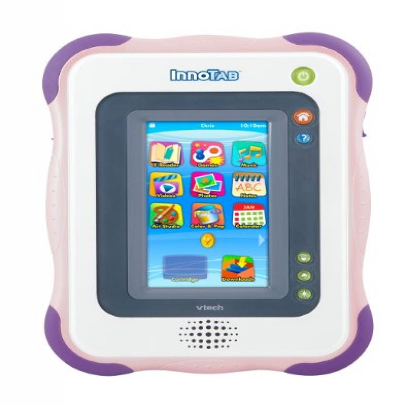 VTech InnoTab 1 Kids Tablet, Pink