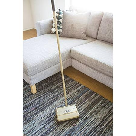 Fuller Brush Carpet Sweeper - Gold
