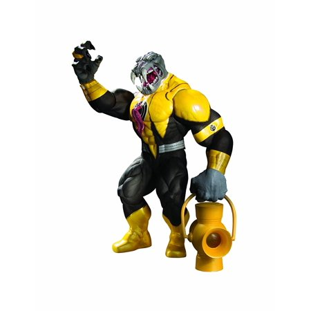 DC Direct Blackest Night: Series 7: Sinestro Corps Member Arkillo Action Figure, Based on DC Comics' bestselling Blackest Night event storyline,.., By DC Comics (Halloween Night Events Dc)