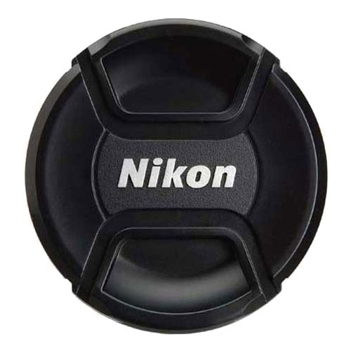 Nikon LC-52 52mm Snap-On Lens Cap