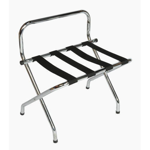 Central Specialties LTD Metal High Back Luggage Rack