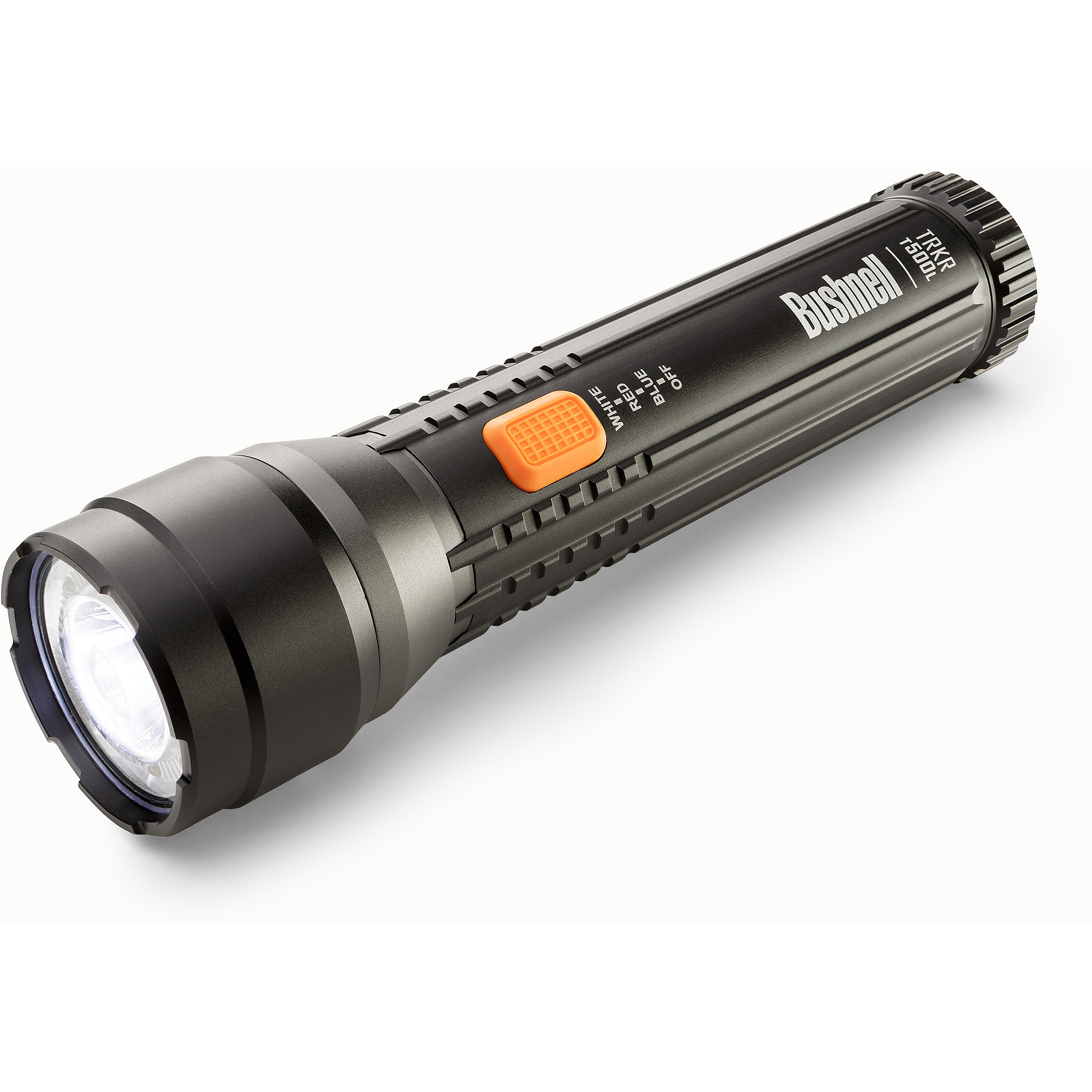 Bushnell TRKR 500-Lumen Multi-Color Flashlight, 162m Beam